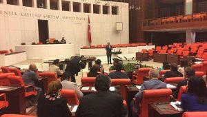 CHP Mecliste eylem başlattı! Sabaha kadar mecliste kalacaklar