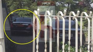 İşte Meclis Başkanının 5 milyon TL'lik aracı, sadece HalkTV.com.tr'de