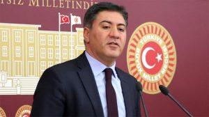 """CHP'li Murat Emir,AKP'nin """"aile saadetini ortaya"""" döktü"""