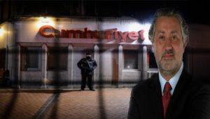 Cumhuriyet davasında Murat Sabuncu'nun savunması
