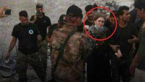 16 yaşında Türkiye üzerinden IŞİD'e katılmıştı! Tünelde yakalandı…