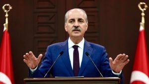 Hükûmet sözcüsü Kurtulmuş'tan Afrin açıklaması: Askeri önlemler savaş ilanı…