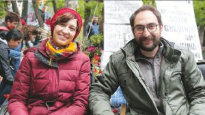 AİHM'nin talebiyle Nuriye Gülmen ve Semih Özakça'ya ilk muayene yapıldı