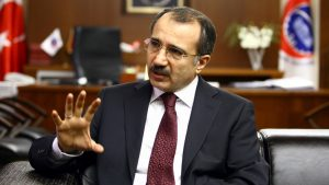 AKP'li eski bakan Ömer Dinçer de 'adalet' dedi