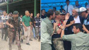 Ordu'daki protokol kavgasının ardından flaş gelişme