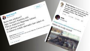 Özgür Mumcu'ya çirkin tweet!