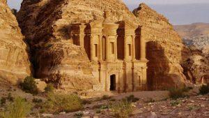 Petra Antik Kentinin bir sırrı ortaya çıktı