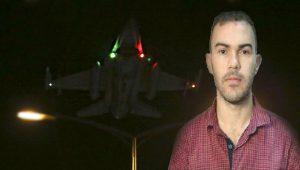 Halkı bombalayan darbeci F-16 pilotu bakın bizzat kimden emir almış