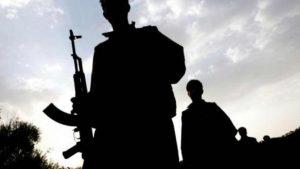 Gri listedeki PKK'lı terörist teslim oldu