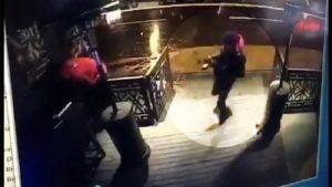Reina zanlısı Danimarka'da gözaltına alındı