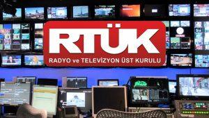 RTÜK 5 televizyon kanalının lisansı iptal edildi