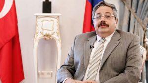 Rusya'nın yeni Ankara Büyükelçisi Aleksey Yerhov Ankara'ya geldi