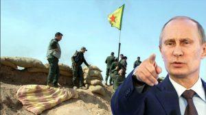İngiliz gazeteci, Suriye'nin doğusunda Rusya ve YPG ortaklığını yazdı!