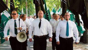Norveç'te Neo-Naziler homofobik yürüyüş düzenledi!