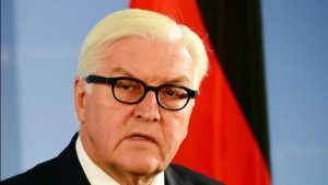 Almanya Cumhurbaşkanı Türkiye'ye yönelik yaptırımları desteklediğini açıkladı