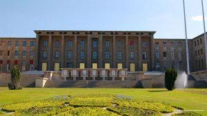 TBMM Başkanlığı, yeni meclis binasını yalanladı