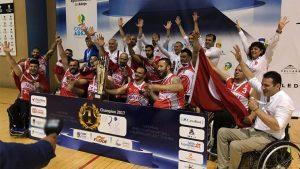 Türkiye, Avrupa Erkekler Tekerlekli Sandalye Basketbol'da şampiyon oldu