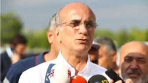 CHP Genel Başkan Yardımcısı, yürüyüşte rahatsızlandı