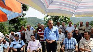 Trabzon Beşikdüzü'nün AKP'li Belediye Başkanı Bıçakçıoğlu'ndan ilginç konuşma