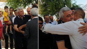 FETÖ'nün hain 15 Temmuz darbe girişiminden tutuklanan Tuğg. Adnan Arslan tahliye oldu