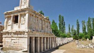 Afrodisias UNESCO Dünya Mirası Listesi'ne Girdi