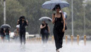 Meteoroloji uyardı yağmur geliyor!