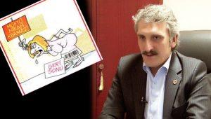 AKP'nin 'Yeliz' lakaplı vekilinden iğrenç paylaşım!