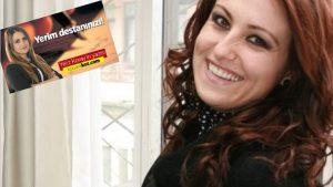 """""""Yerim destanınızı"""" yazısından gözaltına alınan Yeliz Koray adli konkrol şartıyla serbest bırakıldı"""