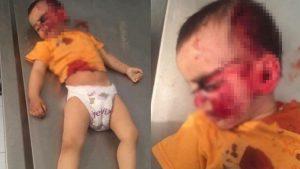 Ermeni işgal güçleri sivilleri hedef aldı: Zehra bebek ve Babaannesi hayatını kaybetti