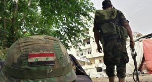 Suriye ordusu, Şam'ın doğusunda Fetih el Şam ile çatışıyor
