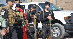 ABD uçakları Irak'ta Haşdi Şabi güçlerini bombaladı iddiası