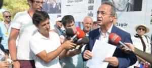 Savcılığın Adil Öksüz açıklamasına CHP'li Bülent Tezcan'dan sert yanıt: Ciddiye alınacak hiç bir yanı yok