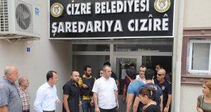 Cizre Belediyesi'ne yeni kayyum atandı