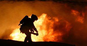 Ankara'da sanayi bölgesinde büyük yangın!