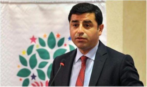 Demirtaş'tan Erdoğan'a manevi tazminat davası