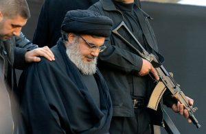 Nasrallah Şam'da Esad'la görüştüğünü açıkladı