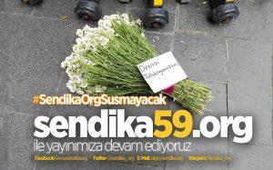 58. kez sansürlenen Sendika.Org'a Twitter tt listesine yerleşti