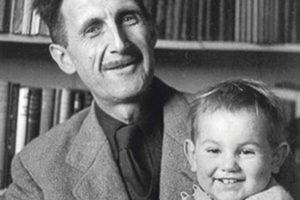 George Orwell'in oğlu: Dünya bugün babamın hayal ettiklerini yaşıyor