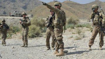 Kabil'de ABD konvoyuna saldırı: 4 ölü