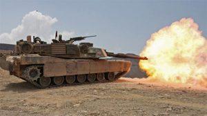 ABD topçu birlikleri Telafer'de IŞİD'e karşı bombardıman yaptı