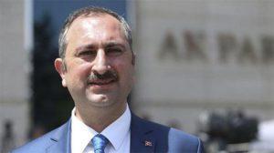 """Adalet Bakanı Abdülhamit Gül yeni KHK ile """"Lekelenmeme Hakkı""""nın güvenceye alındığını belirtti"""