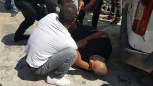 Anadolu Adalet Sarayı'nda silahlar konuştu