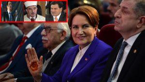 Meral Akşener'in partisi için dikkat çeken isimler
