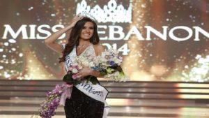 Lübnan güzelinin başına gelenler