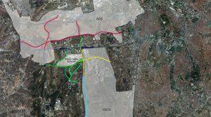 Ankara'da AOÇ ve ODTÜ ormanlarından kalan alanlar da otoyol projeleriyle yok edilecek!