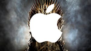Apple'dan Game of Thrones'a rakip proje
