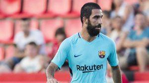 Barcelona Teknik Direktörü Ernesto Valverde'den Arda Turan açıklaması