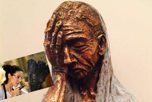 'Cumartesi Anneleri' için heykel yapmıştı… Arzum Onan o heykeli anlattı