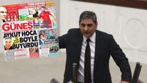 Aykut Erdoğdu'dan 'Adam dövdü' iddialarına yanıt