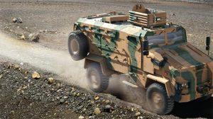 Savunma Sanayi Müsteşarlığı ile BMC arasında 529 araç alımı için sözleşme imzalandı